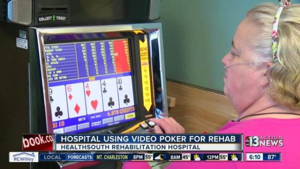 Video Poke Machine For Rehab