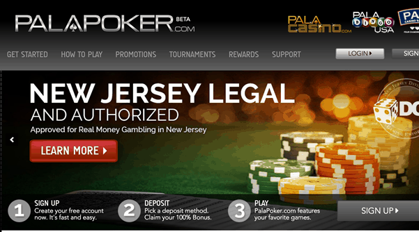 PalaPoker coming to NJ