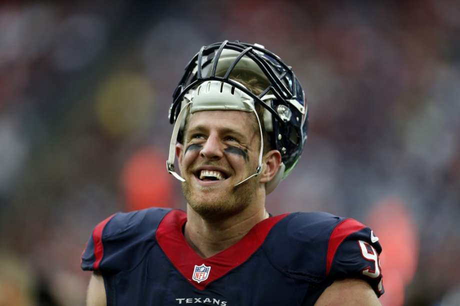 JJ Watt NFL Player