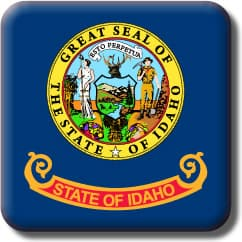 Idaho State Flag Icon