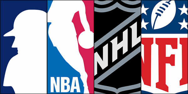 American Professional Sports Leagues