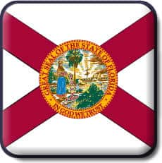 Florida State Flag icon
