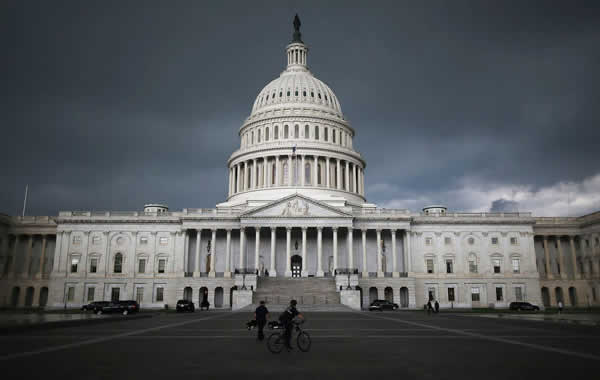 United States Capitol Bldg