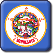 Minnesota State Flag Icon
