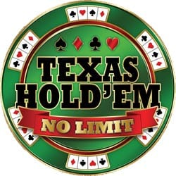 Texas Hold Em chip