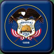 Utah State Flag icon