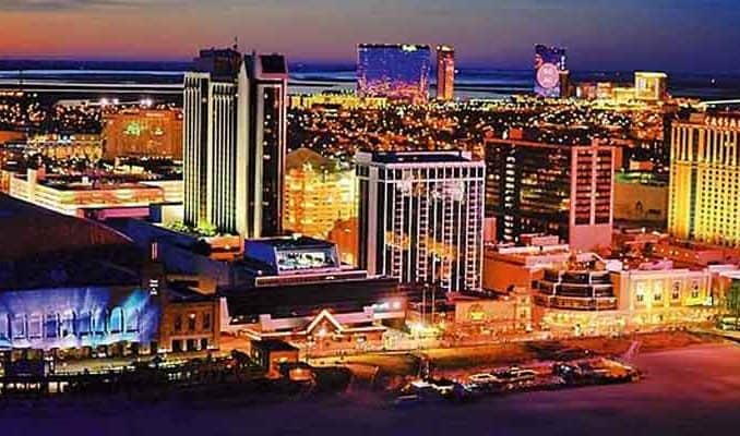 New Jersey Online Gambling Reports