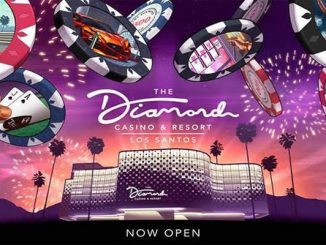 Grand Theft Auto online casino update