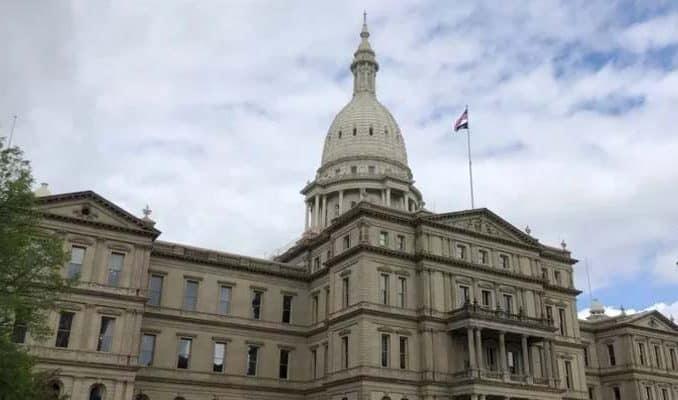 michigan government building