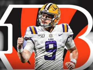 Cincinnati Bengals Joe Burrow 1st pick NFL Draft odds and props bets sportsbooks Las Vegas