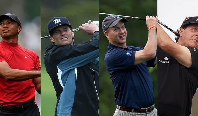 PGA Tour Golf Gambling The Match