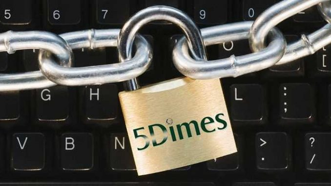 keyboard with 5dimes padlock and chains