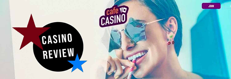 Cafe Casino screenshot