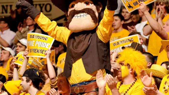 university of wyoming cowboys mascot