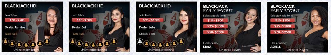 CasinoMax Live Dealers